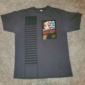 Super Mario Bros. NES T-shirt
